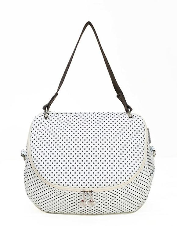 Lunette Canvas Bag by Borboleta