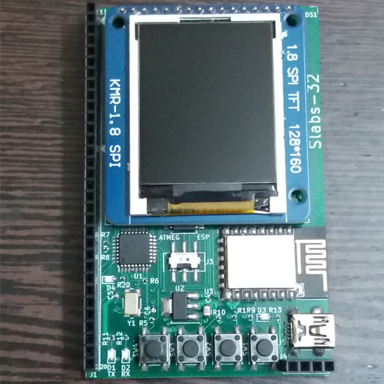 Slabs-32 IoT Development Board