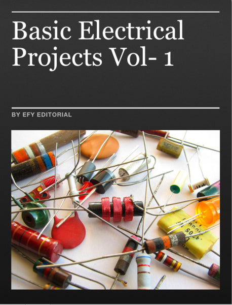 EFY's Most Popular EE Projects Part 1 [Soft Copy]