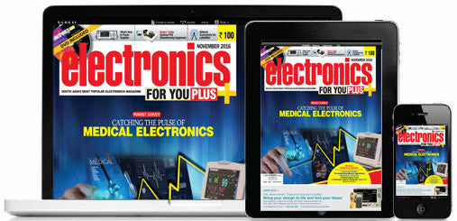 Electronics For You Magazine (Digital + Print Combo Subscription)