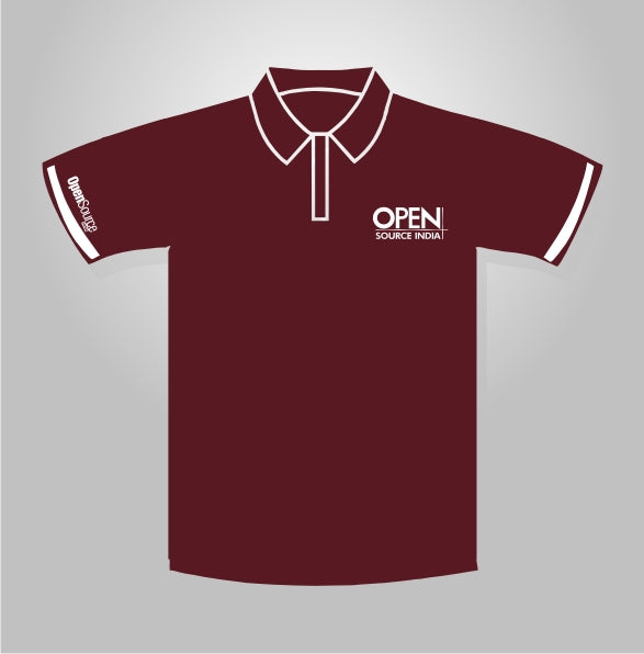 Open Source India T-Shirts | Free Shipping