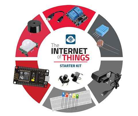 Internet of Things (IOT) Starter Kit [Only 2 kits left]