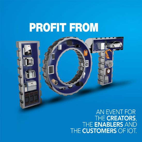 Profit from IoT | India Electronics Week 2018
