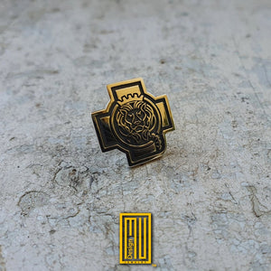 The Lion of Judah Lapel Pin