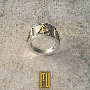 Ohio State Sign Ring