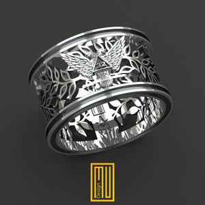 A.A.S.R. 32nd Degree Masonic Ring