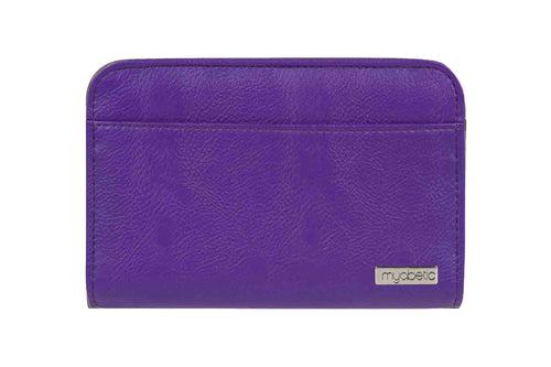 Diabetes HQ - Myabetic - Banting Diabetes Wallet - Lavendar (Purple) Leatherette