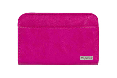 Diabetes HQ - Myabetic - Banting Diabetes Wallet - Pink Leatherette
