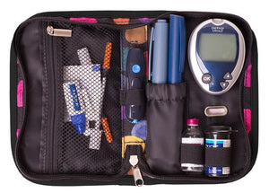 Diabetes HQ - Sugar Medical - Brooklyn - Diabetes Universal Supply Case - Wallet