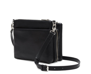 Diabetes HQ - Cherise Diabetes Handbag - Black