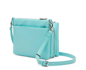 Diabetes HQ - Cherise Diabetes Handbag - Paradise Blue