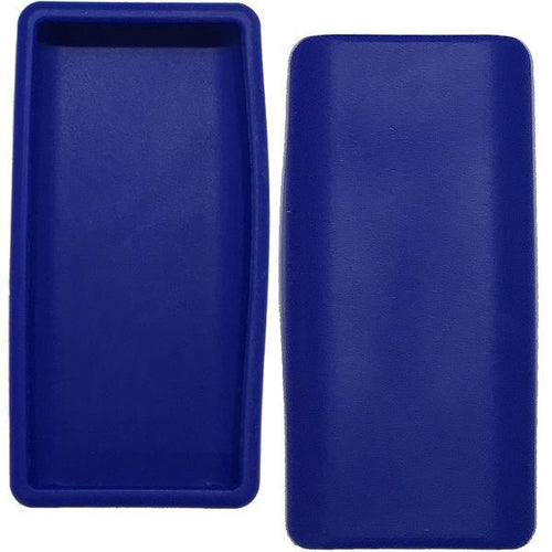 Diabetes HQ - Rockadex - Blue Dexcom Silicone Protective Cases for CGM