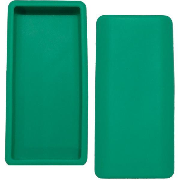 Diabetes HQ - Rockadex - Green Dexcom Silicone Protective Cases for CGM