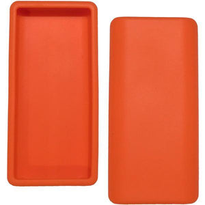 Diabetes HQ - Rockadex - Orange Dexcom Silicone Protective Cases for CGM