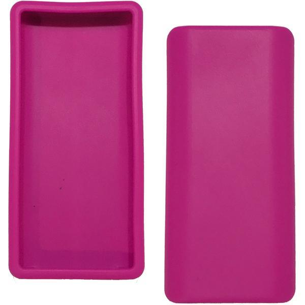 Diabetes HQ - Rockadex - Pink Dexcom Silicone Protective Cases for CGM