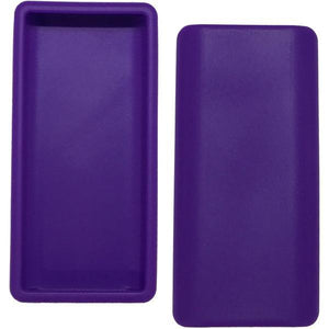 Diabetes HQ - Rockadex - Purple Dexcom Silicone Protective Cases for CGM