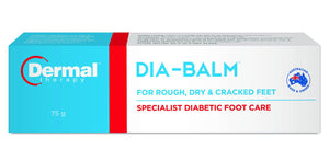 Diabetes HQ - Dia-Balm Specialised Foot Cream - Single Tube