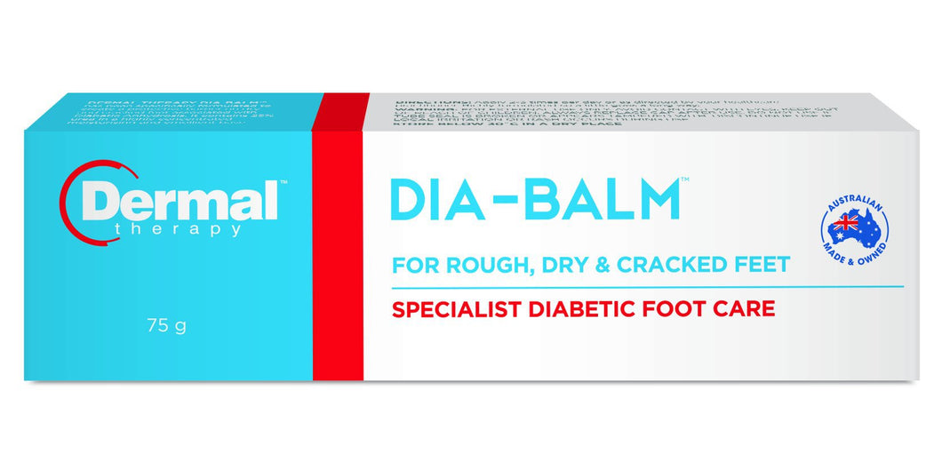 Diabetes HQ - Dia-Balm Diabetic Foot Cream - Single Tube