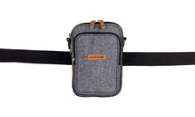 Diabetes HQ - Elite - Diabetes Bag -  FIT's - IVO - Grey