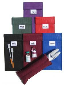 Diabetes HQ - FRIO - Insulin Cooling Case - DUO Red