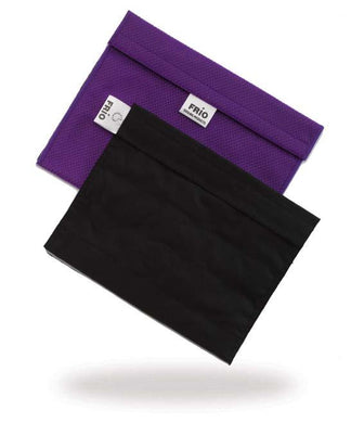 Diabetes HQ - FRIO - Extra Large - Insulin Cooling Wallet - Purple