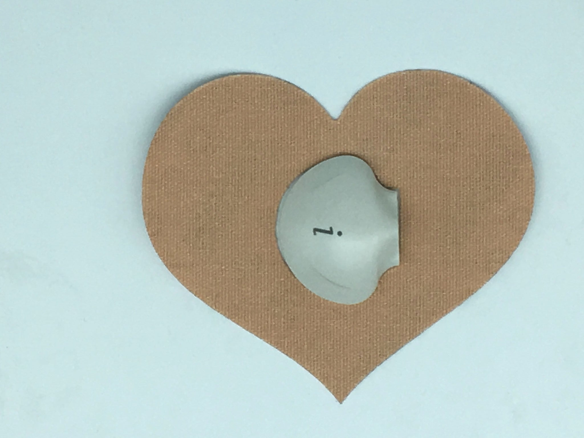 Medtronic - CGM Sensor Patches - Heart Shape – Diabetes Headquarters
