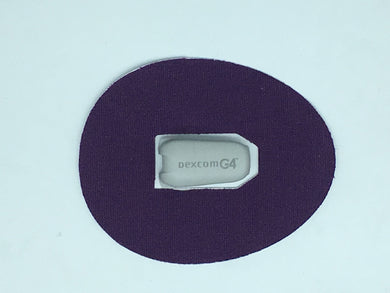 Diabetes HQ - Dexcom - CGM Transmitter Patches – Oval shape