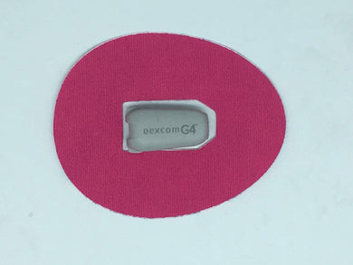 Diabetes HQ - RockaDex H20 Dexcom - CGM Patches – Oval shape