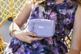 Diabetes HQ - James Diabetes Compact Meter Case - Lavender