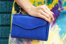 Diabetes HQ - Myabetic - Marie Diabetes Mini Crossbody Handbag - Colbalt Blue