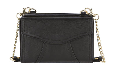 Diabetes HQ - Marie Diabetes Mini Crossbody - Black