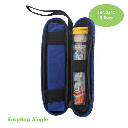 Diabetes HQ - Diabetes Headquarters - Medactiv Travel Bag - EasyBag Single