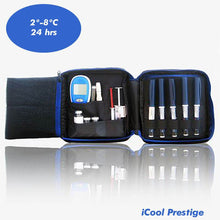 Diabetes HQ - Thyroid - Insulated Medical Travel Bag - iCool Prestige