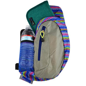 Diabetes HQ - Sugar Medical - Peak - Insulated Diabetes Sling Backpack