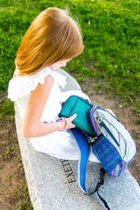 Diabetes HQ - Sugar Medical - Storm - Insulated Diabetes Sling Backpack
