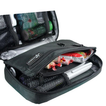 Diabetes HQ - Diabetes Insulated Organizer - Black