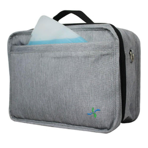 Diabetes HQ - Diabetes Insulated Travel Bag - Greyton