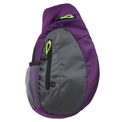 Diabetes HQ - Diabetes Insulated Sling Backpack - Arctic