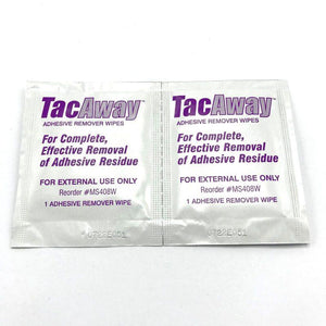 Diabetes HQ - Tac Away - 2 x Pack / Sachets
