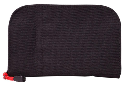 Diabetes HQ - Diabetes Headquarters - HQ - Diabetes Wallet - Universal Black Tate