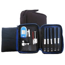 Diabetes HQ - Diabetes Headquarters - Medactiv iCool Prestige Case Travel Bag