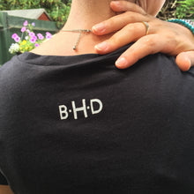 BHD Brand on Vests & Tees