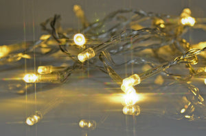 Battery Operated Fairy Lights Cool White/Warm White 20/30/40/50 LEDs
