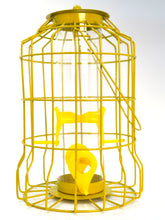 Small Garden bird Feeders for robins, blue tits and finches - Large Seed Feeder