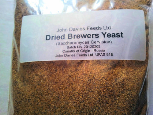 25kg brewers yeast powder equestrian horse supplements vitamins and protein