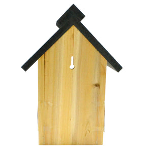 Kingfisher Deluxe Wooden Nesting Box Bird House Small Wild Garden Birds