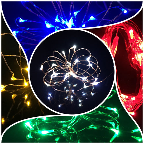 Box Of 20 Sets Of 20 Micro LED Fairy Lights