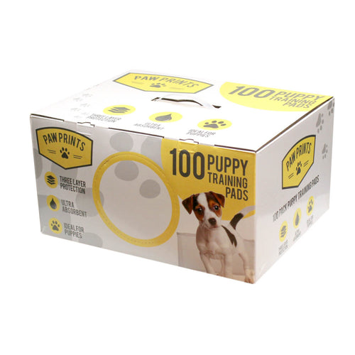 Kingfisher Puppy Toilet Ultra Absorbent Training Pads