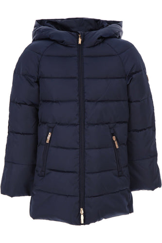 EA7 Junior - Navy Jakke