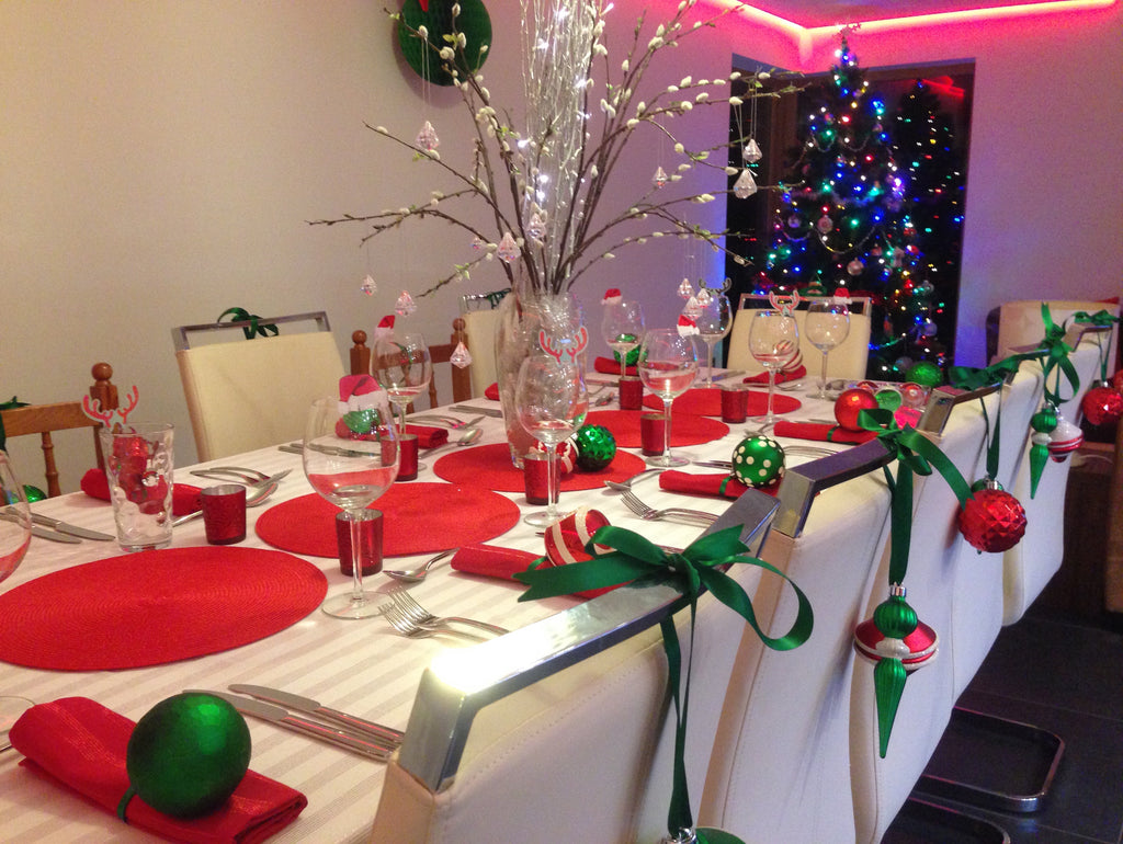 10 steps to creating the perfect Christmas table